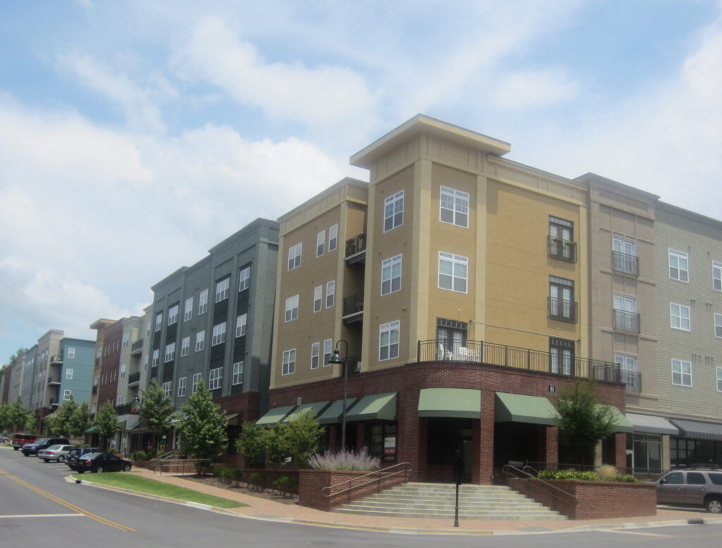The Lofts at Reynolds Village – Asheville, NC