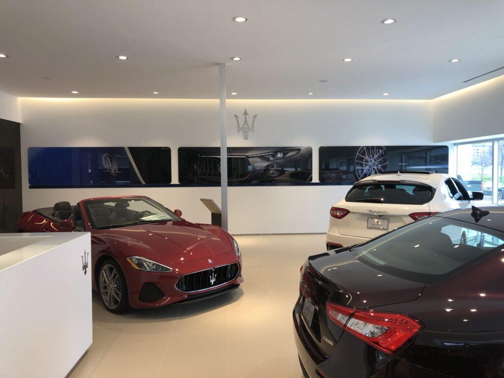 Ferrari / Maserati / Bentley / Porsche / Aston-Martin 3