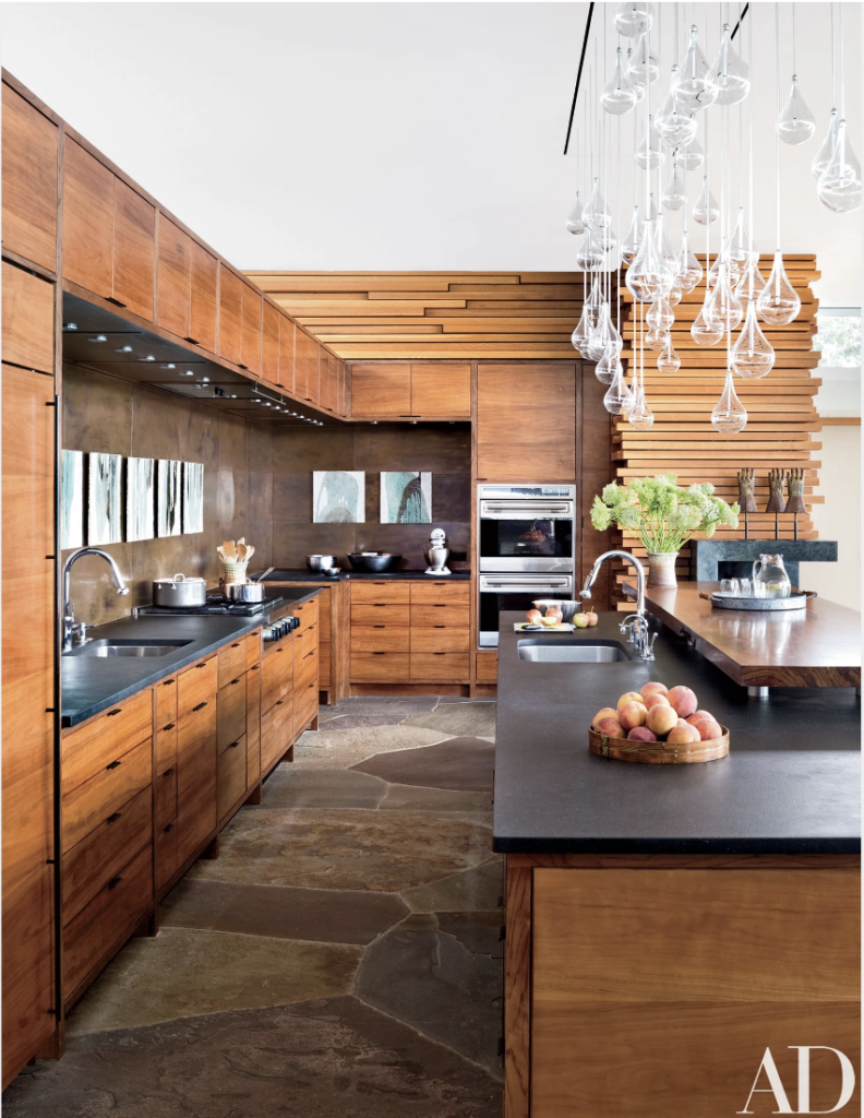 Boone home – kitchen