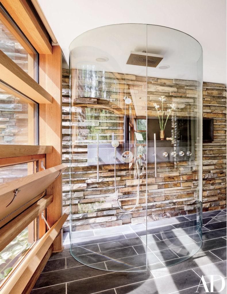 Boone home – shower