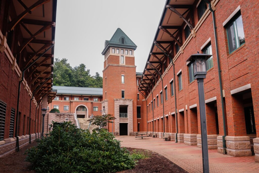 Appalachian State University Living Learning Center